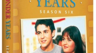 Wonder Years Season 6 on DVD