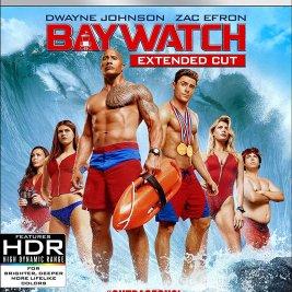 Baywatch Extended Cut 4k Ultra HD Blu-ray