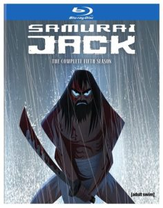 Samurai Jack Season Five Blu-ray