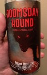 Doomsday Hound Russian Imperial Stout - Review