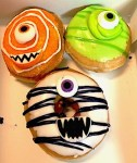 Krispy Kreme Makes Monstrous Donuts, and By the Way, They Made Some for Halloween Too