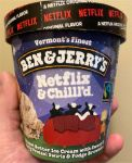 Ben & Jerry's Netflix & Chill'd - Ice Cream Review