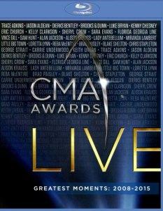 CMA Awards 2008-2015