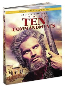 ten commandments special edition