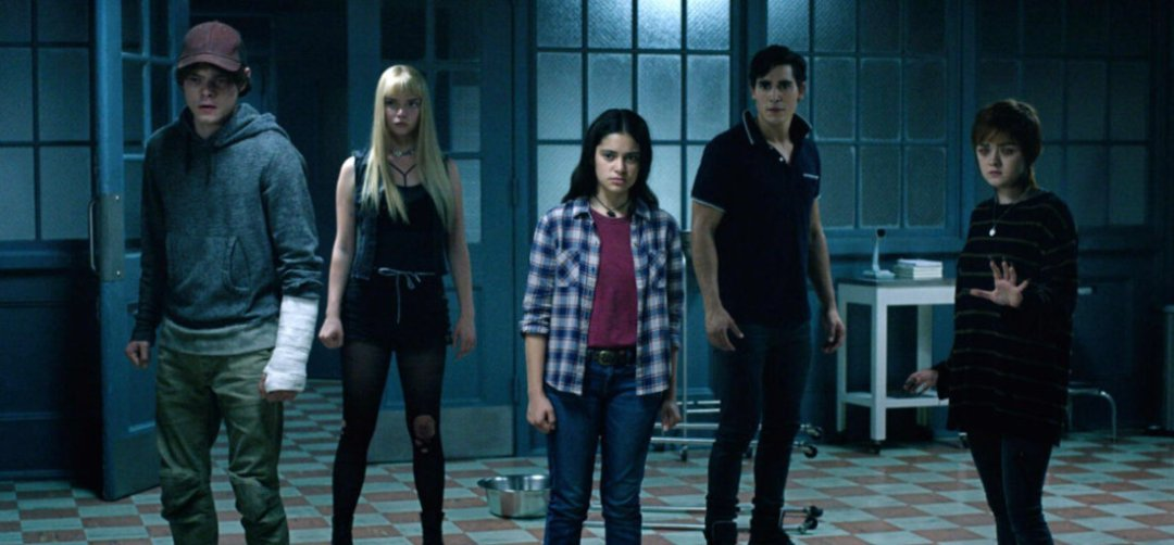 New Mutants: The Motion Picture