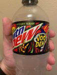 Mountain Dew Voo Dew Mystery Flavor Limited Edition 2020 - Review
