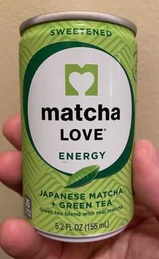 Matcha Love Energy