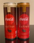Coca-Cola With Coffee - Drink Review
