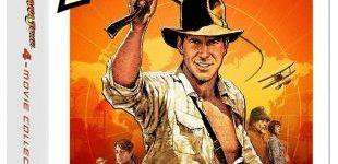 Indiana Jones 4 Movie 4K