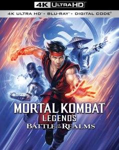 Mortal Kombat Legends Battle Realms