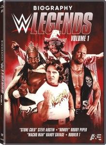 WWE Legends Volume I