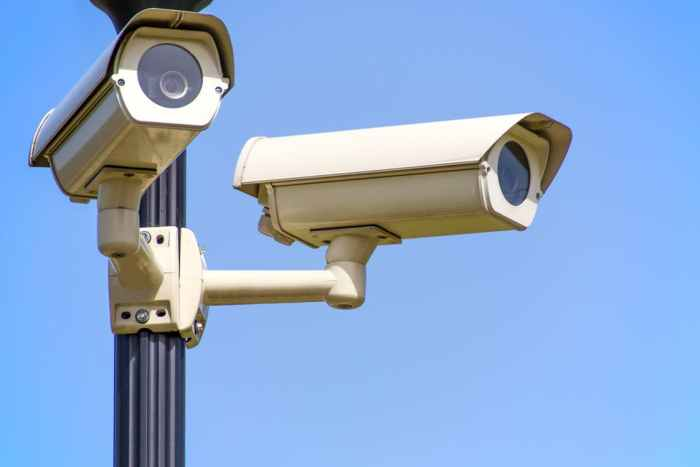 security cameras on a pole Top Ways You Can Keep Your Home Safe