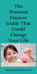 The Personal Finance Guide That Could Change Your Life