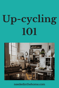 Upcycling 101