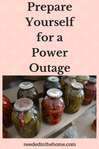 Lights Out! How to Prepare Yourself for a Power Outage