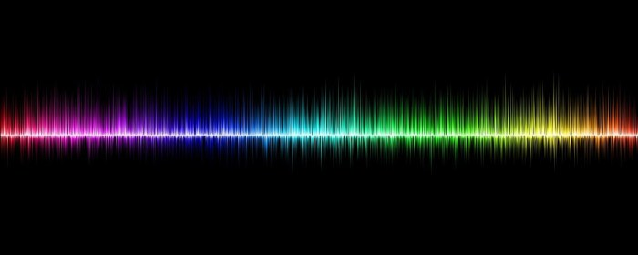 sound waves showing a constant hum in your home that keeps you awake at night