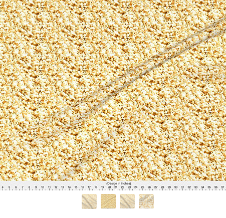 Popcorn fabric sold by the yard