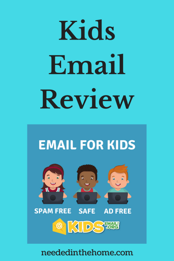 Kids Email Review - A Homeschool Review Crew Article ...