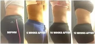 waist trainer for women ,before after result of waist trainer