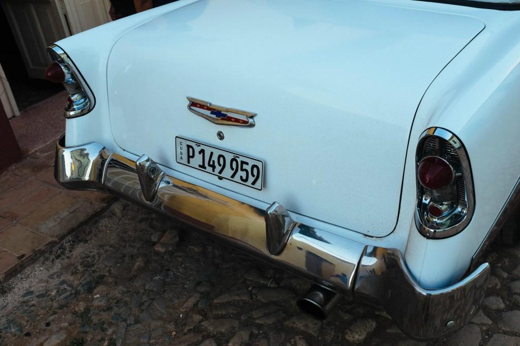 Trinidad Classic Car