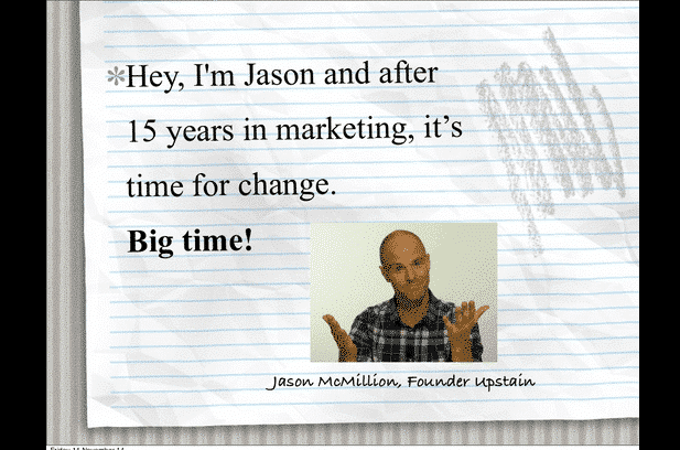 Changing the world of marketing