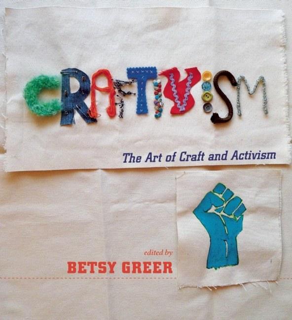craftivism courtesy Arsenal Pulp Press