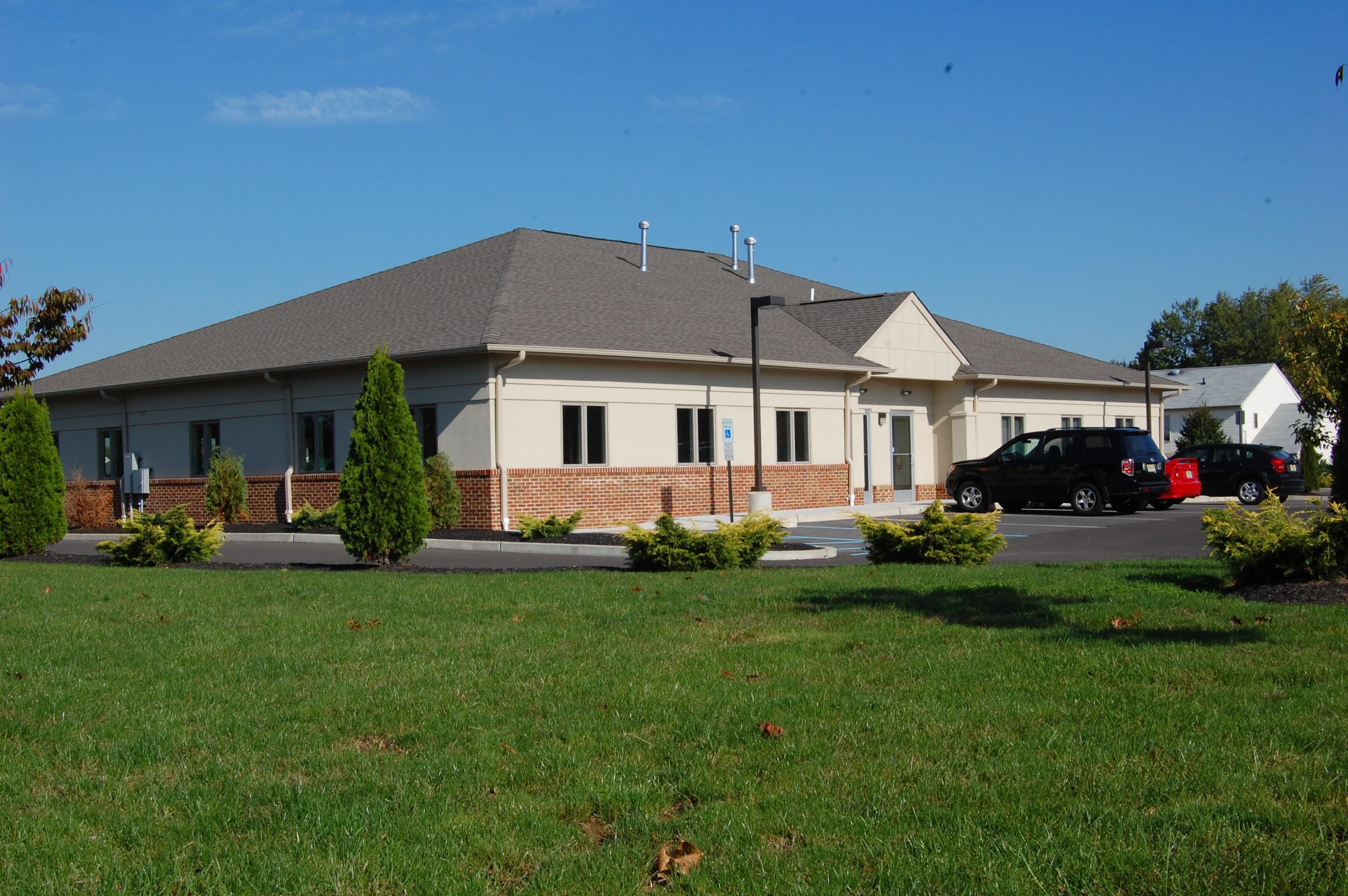 Chews landing commons lease office in laurel springs for Laurel springs