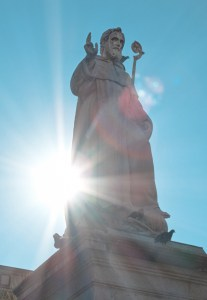 The Saint and the Sun