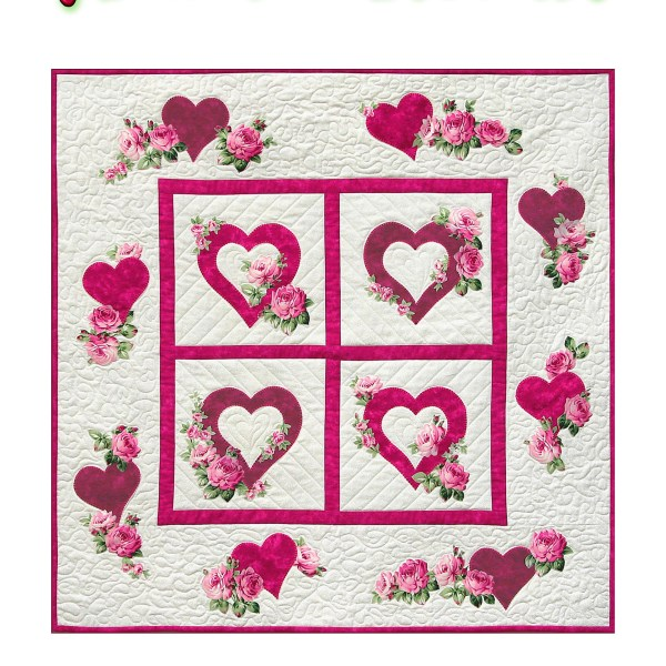Hearts and Flowers Front Cover