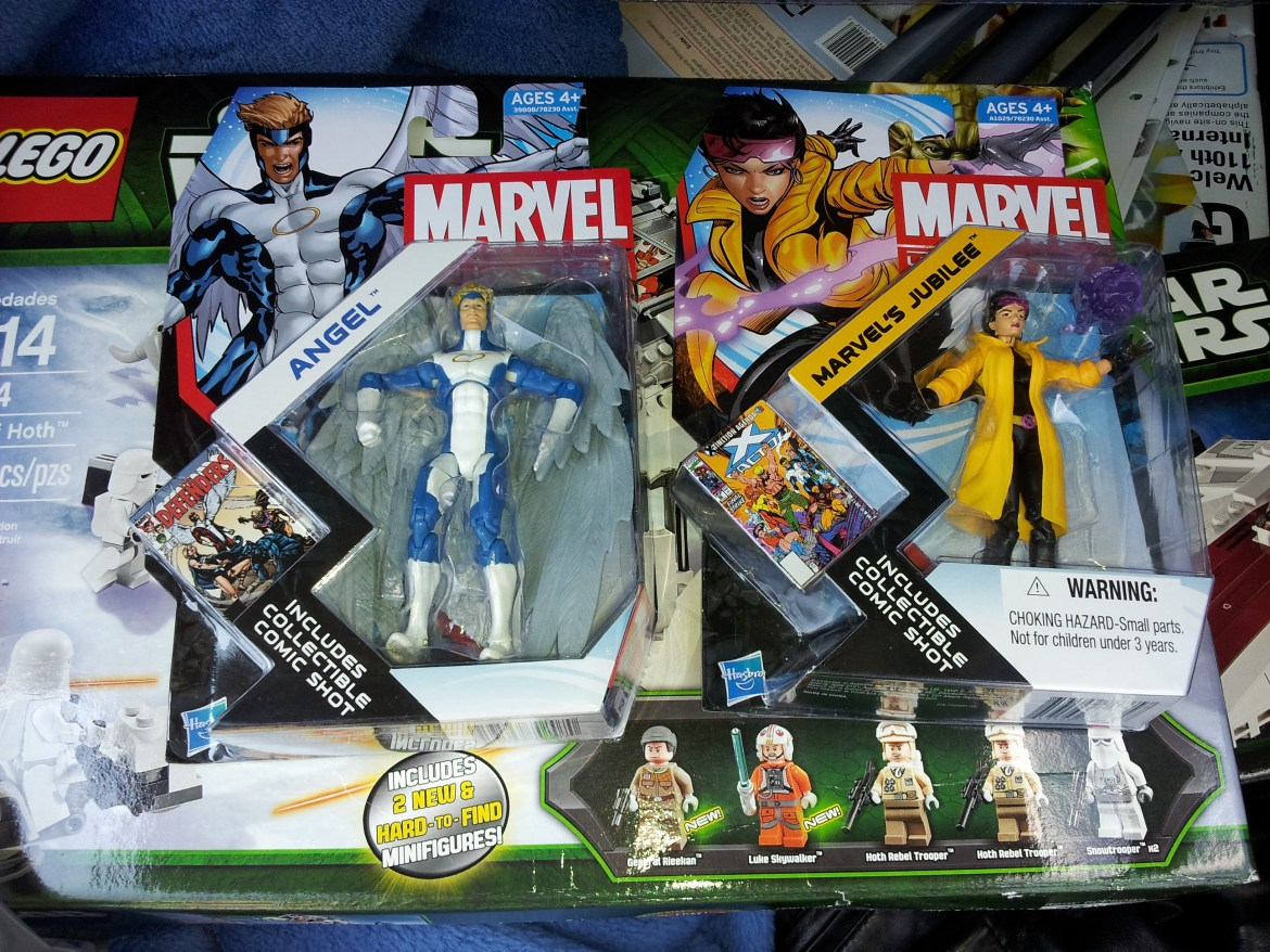 New Marvel Universe Found at Wal-Mart