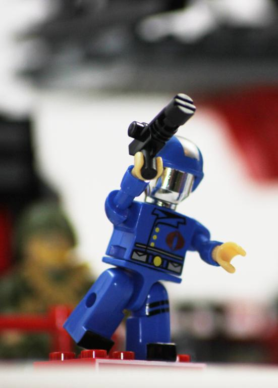 GI JOE Kreo….On the Attack!