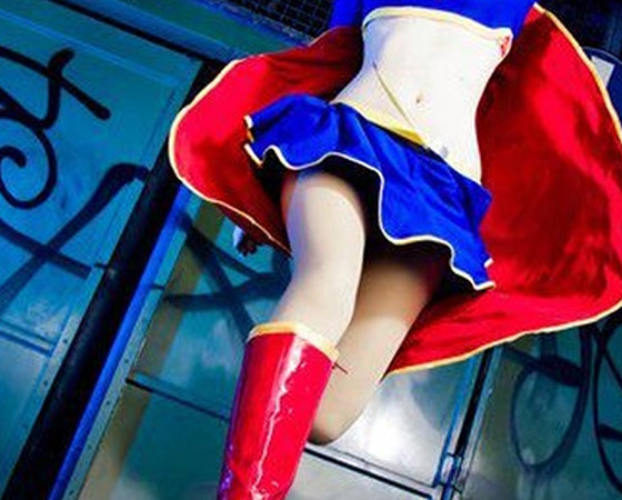 Cosplay Sunday..Baby Doll and Supergirl!!