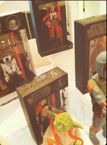 Star Wars Black Series 6″ Figures in Packaging