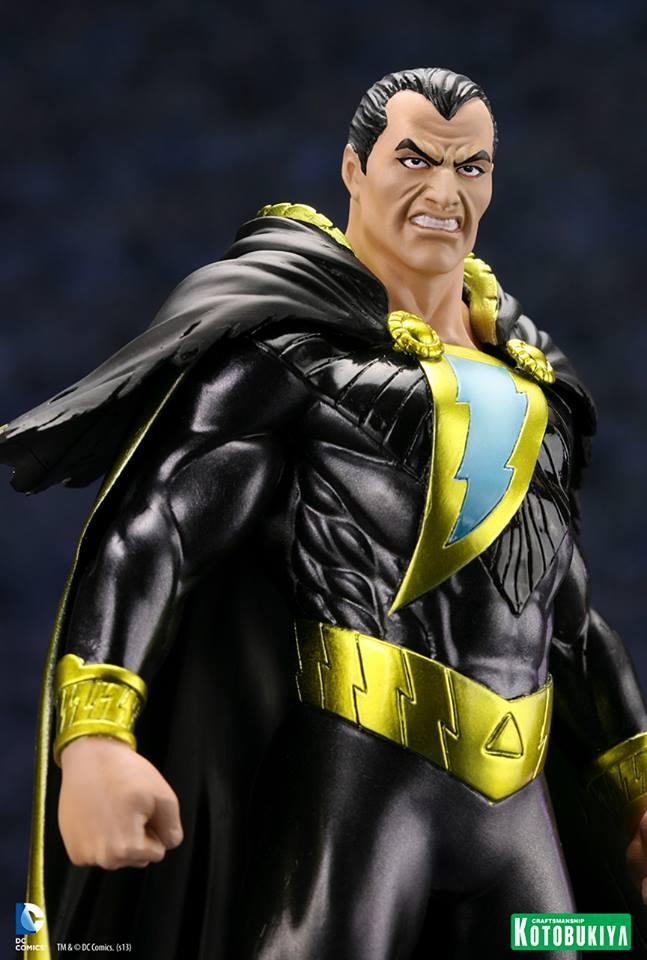 DC Comics Black Adam New 52 ARTFX Statue