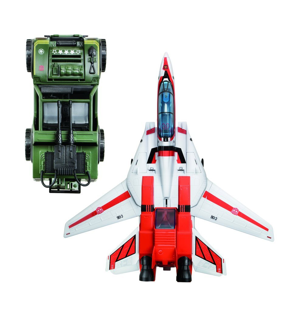 Where is The G.I.Joe Transformer SDCC Set?