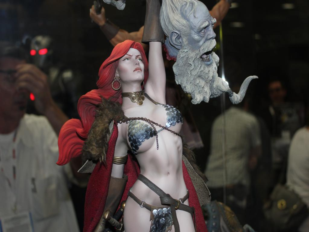Sideshow Collectibles & NECA SDCC 2013