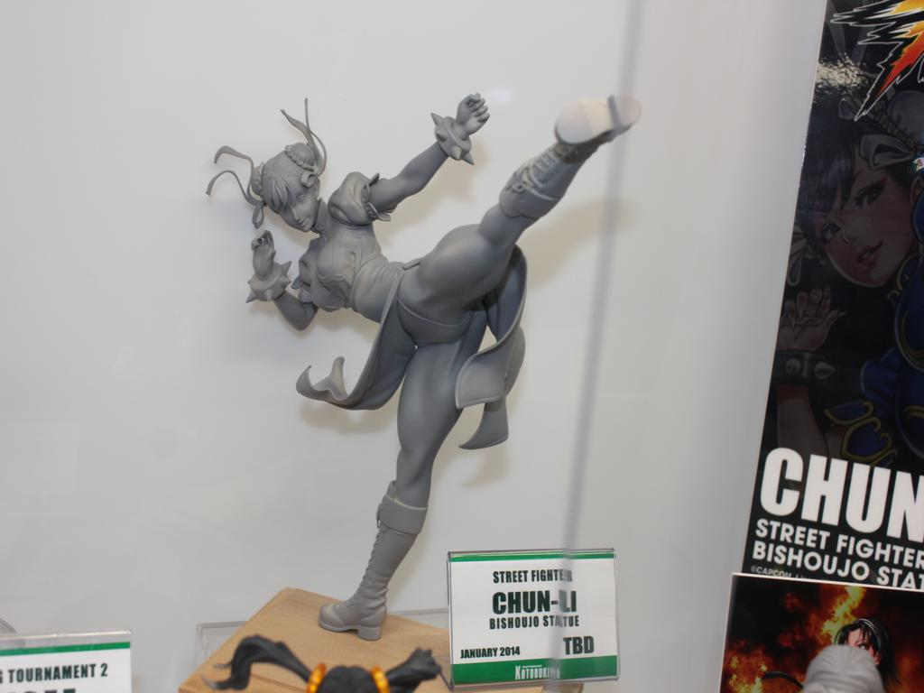 Kotobukiya SDCC 2013 Second Look!