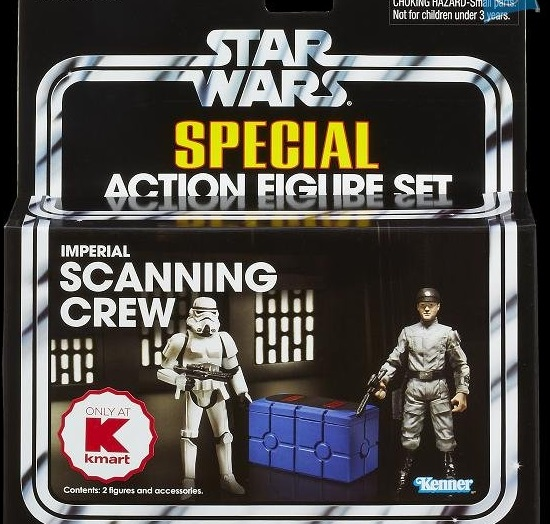 Kmart Imperial Scanning Crew Images