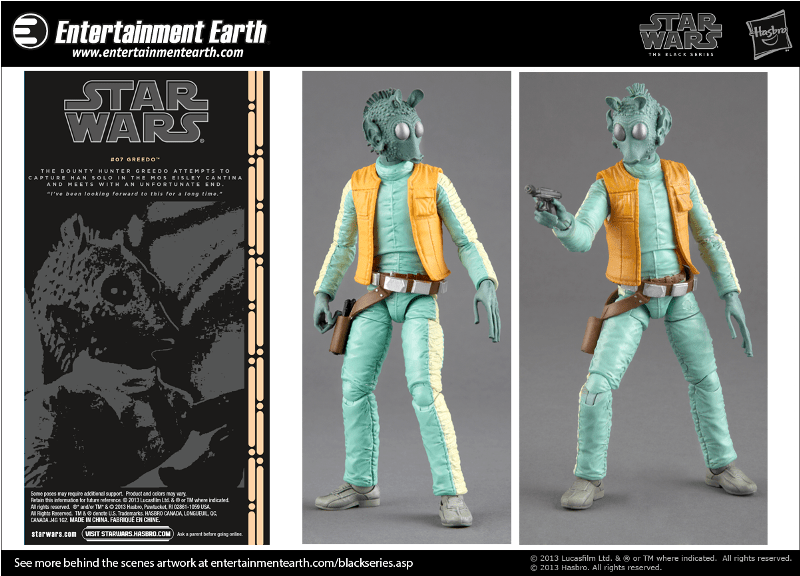 Finally….we see Greedo