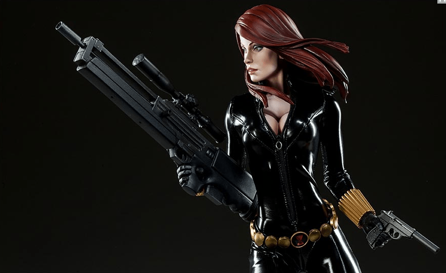 Black Widow – Natasha Romanova Sideshow Premium Format Figure