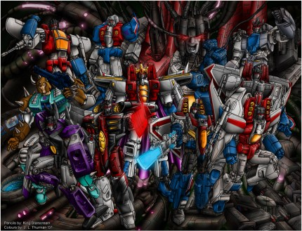Starscream: Take Your Pick