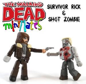 Rick Shot Zombie