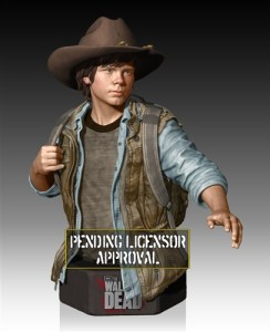 Walking-Dead-Carl-Grimes-Mini-Bust