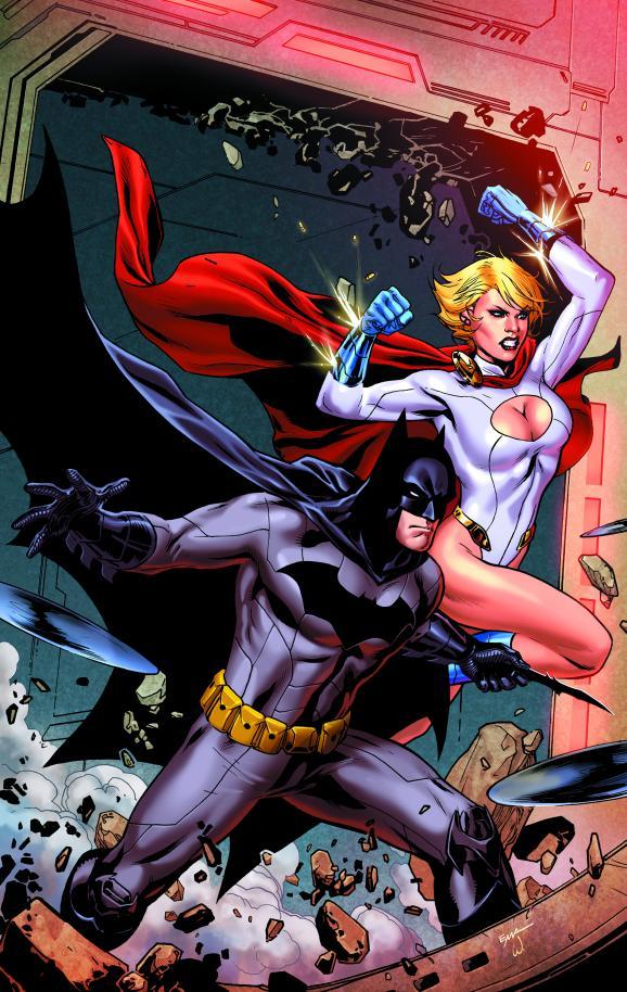 DC Comics Group Solicits February 2014