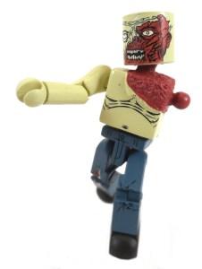 Shoulder Zombie WD MM 03