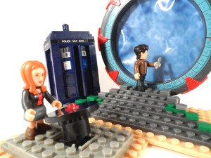 Stargate Blocks 15 Dr Who