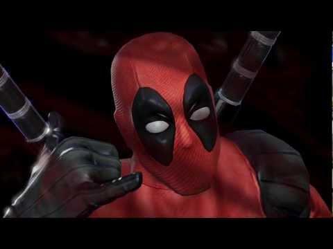 The Deadpool/ Secret Invasion Story Arc