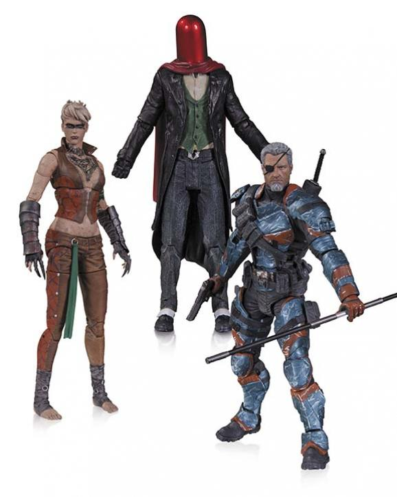 DC COLLECTIBLES Group Solicits (May 2014)