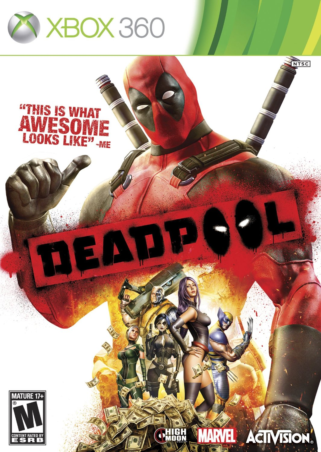 Play The Game: Deadpool Edition