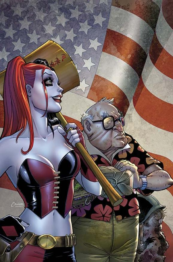 DC Comics The New 52 Group Solicits, Part 1 (May 2014)